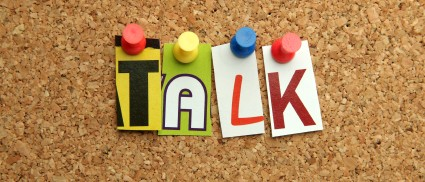 Talk pinned on noticeboard